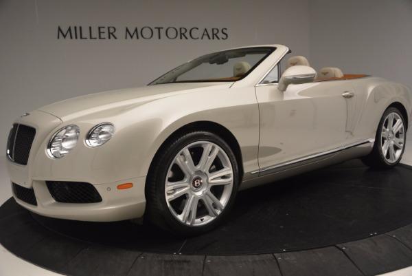 Used 2013 Bentley Continental GTC V8 for sale Sold at Pagani of Greenwich in Greenwich CT 06830 28