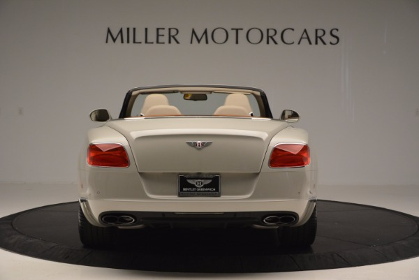 Used 2013 Bentley Continental GTC V8 for sale Sold at Pagani of Greenwich in Greenwich CT 06830 6