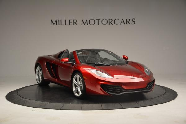 Used 2013 McLaren 12C Spider for sale Sold at Pagani of Greenwich in Greenwich CT 06830 11