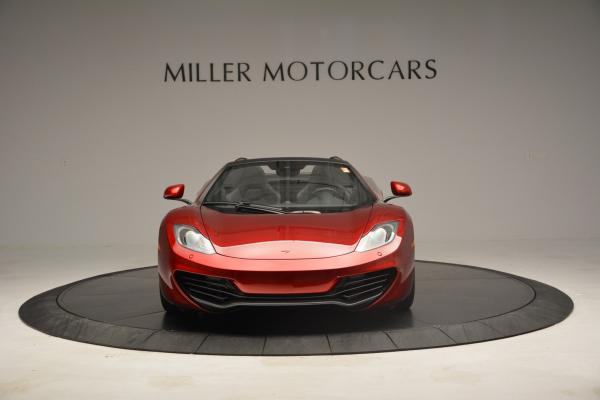 Used 2013 McLaren 12C Spider for sale Sold at Pagani of Greenwich in Greenwich CT 06830 12