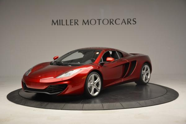 Used 2013 McLaren 12C Spider for sale Sold at Pagani of Greenwich in Greenwich CT 06830 14