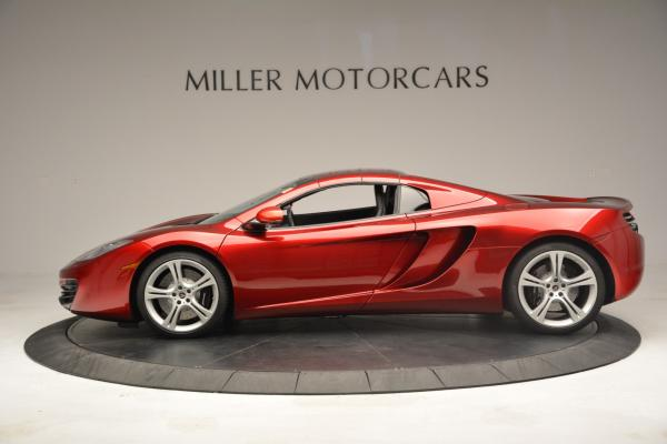 Used 2013 McLaren 12C Spider for sale Sold at Pagani of Greenwich in Greenwich CT 06830 15