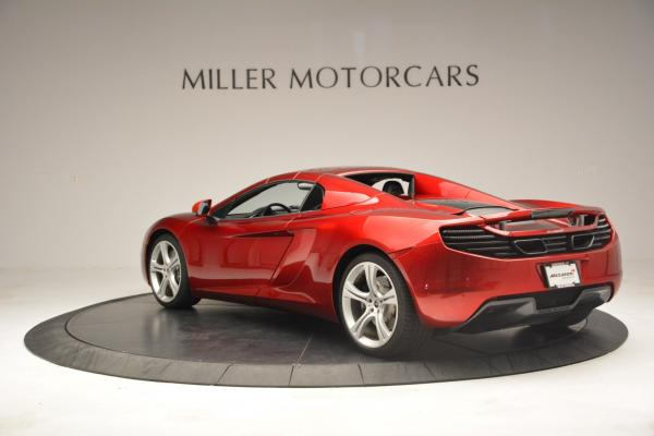 Used 2013 McLaren 12C Spider for sale Sold at Pagani of Greenwich in Greenwich CT 06830 16