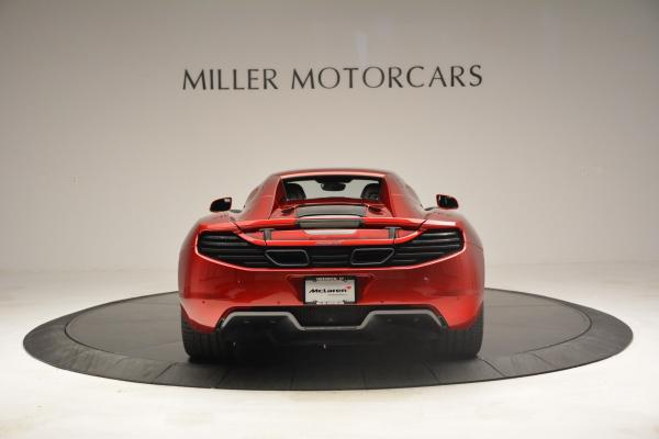Used 2013 McLaren 12C Spider for sale Sold at Pagani of Greenwich in Greenwich CT 06830 17