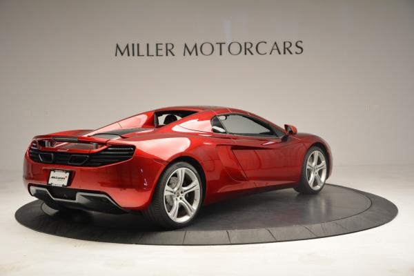 Used 2013 McLaren 12C Spider for sale Sold at Pagani of Greenwich in Greenwich CT 06830 18