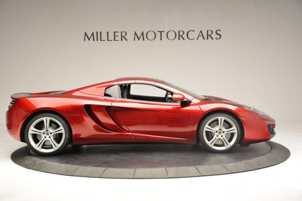 Used 2013 McLaren 12C Spider for sale Sold at Pagani of Greenwich in Greenwich CT 06830 19