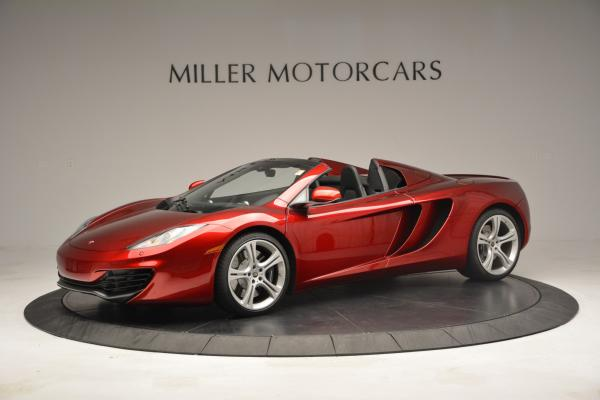 Used 2013 McLaren 12C Spider for sale Sold at Pagani of Greenwich in Greenwich CT 06830 2