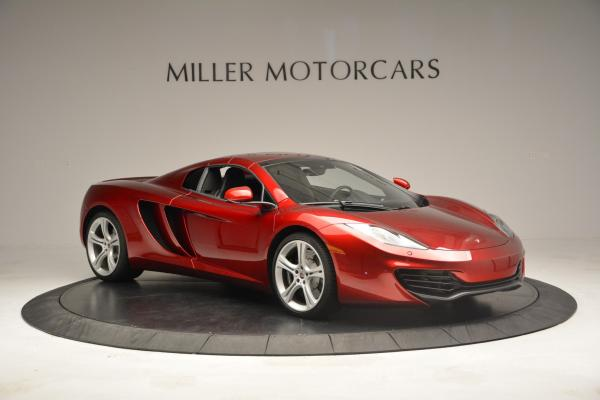 Used 2013 McLaren 12C Spider for sale Sold at Pagani of Greenwich in Greenwich CT 06830 20