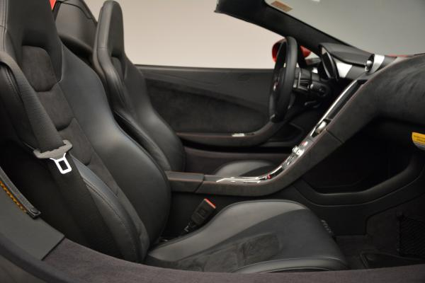 Used 2013 McLaren 12C Spider for sale Sold at Pagani of Greenwich in Greenwich CT 06830 26