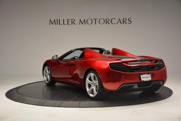 Used 2013 McLaren 12C Spider for sale Sold at Pagani of Greenwich in Greenwich CT 06830 5