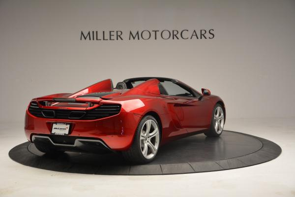 Used 2013 McLaren 12C Spider for sale Sold at Pagani of Greenwich in Greenwich CT 06830 7