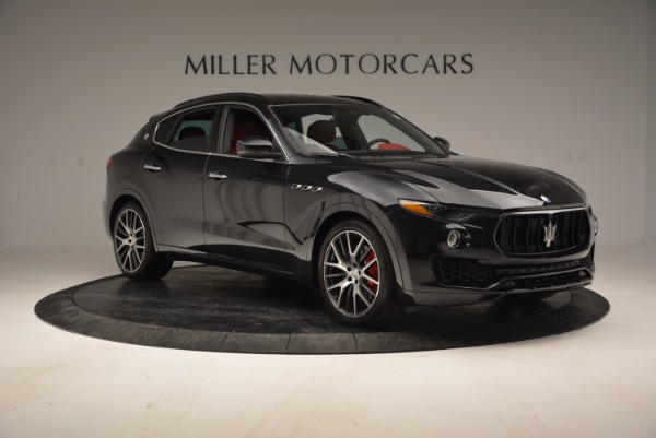 Used 2017 Maserati Levante S Q4 for sale Sold at Pagani of Greenwich in Greenwich CT 06830 11