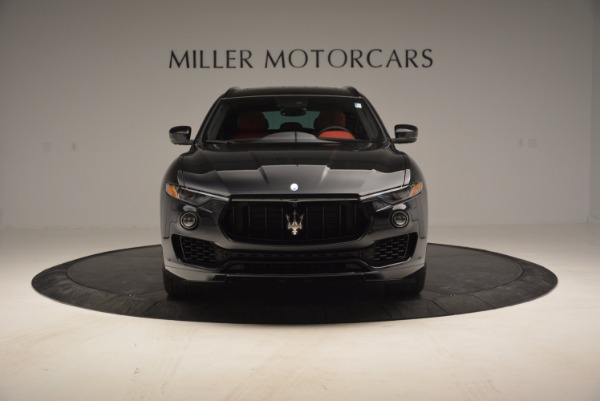 Used 2017 Maserati Levante S Q4 for sale Sold at Pagani of Greenwich in Greenwich CT 06830 12