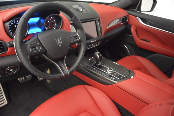 Used 2017 Maserati Levante S Q4 for sale Sold at Pagani of Greenwich in Greenwich CT 06830 13