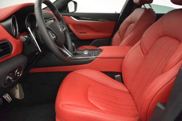 Used 2017 Maserati Levante S Q4 for sale Sold at Pagani of Greenwich in Greenwich CT 06830 14