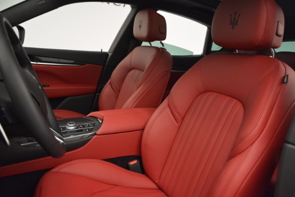 Used 2017 Maserati Levante S Q4 for sale Sold at Pagani of Greenwich in Greenwich CT 06830 15