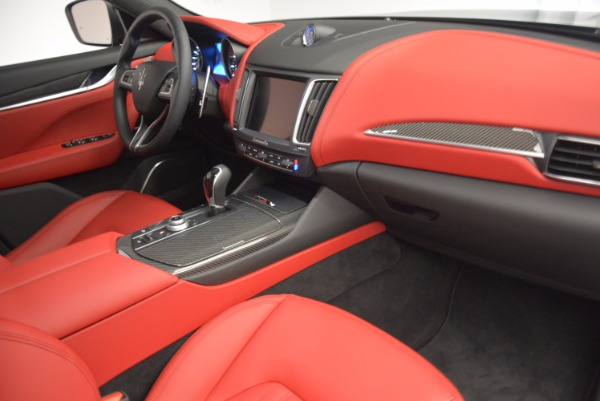Used 2017 Maserati Levante S Q4 for sale Sold at Pagani of Greenwich in Greenwich CT 06830 20