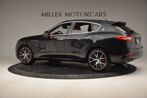 Used 2017 Maserati Levante S Q4 for sale Sold at Pagani of Greenwich in Greenwich CT 06830 4
