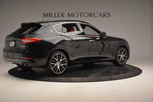 Used 2017 Maserati Levante S Q4 for sale Sold at Pagani of Greenwich in Greenwich CT 06830 8