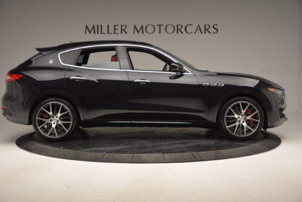 Used 2017 Maserati Levante S Q4 for sale Sold at Pagani of Greenwich in Greenwich CT 06830 9