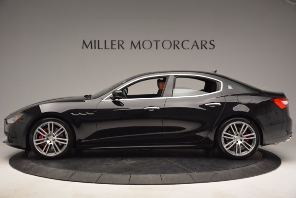 Used 2017 Maserati Ghibli S Q4 for sale Sold at Pagani of Greenwich in Greenwich CT 06830 3