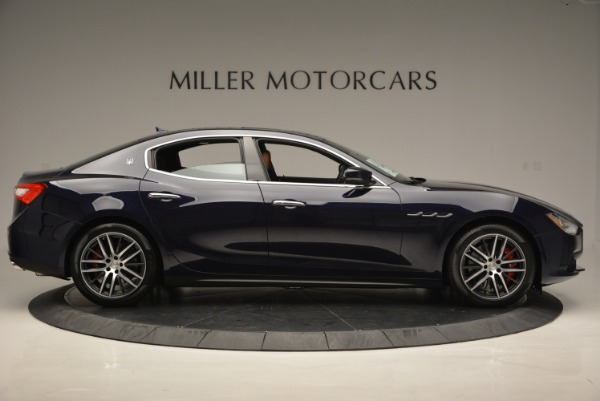 New 2017 Maserati Ghibli S Q4 for sale Sold at Pagani of Greenwich in Greenwich CT 06830 9