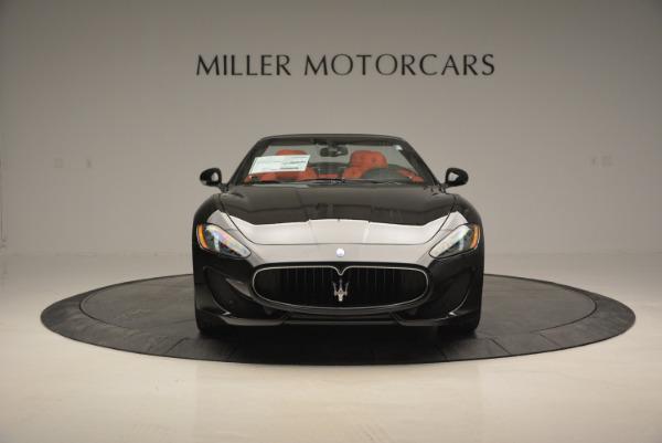 New 2017 Maserati GranTurismo Cab Sport for sale Sold at Pagani of Greenwich in Greenwich CT 06830 18