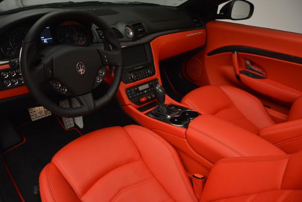 New 2017 Maserati GranTurismo Cab Sport for sale Sold at Pagani of Greenwich in Greenwich CT 06830 20