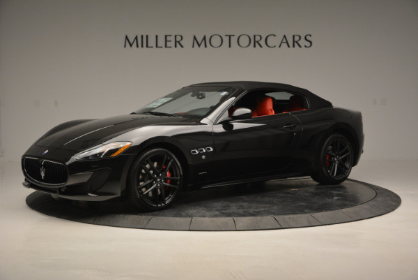 New 2017 Maserati GranTurismo Cab Sport for sale Sold at Pagani of Greenwich in Greenwich CT 06830 4