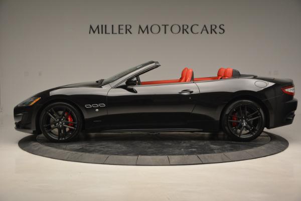 New 2017 Maserati GranTurismo Cab Sport for sale Sold at Pagani of Greenwich in Greenwich CT 06830 5