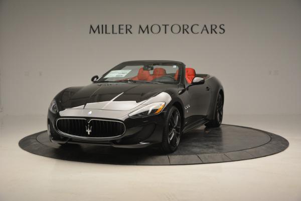 New 2017 Maserati GranTurismo Cab Sport for sale Sold at Pagani of Greenwich in Greenwich CT 06830 1