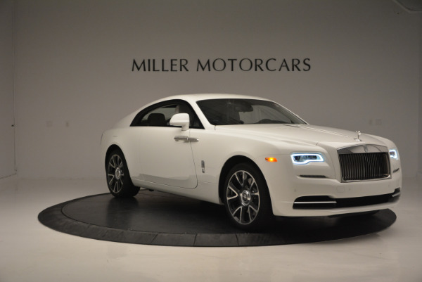 New 2017 Rolls-Royce Wraith for sale Sold at Pagani of Greenwich in Greenwich CT 06830 13
