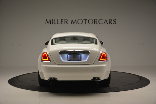 New 2017 Rolls-Royce Wraith for sale Sold at Pagani of Greenwich in Greenwich CT 06830 7