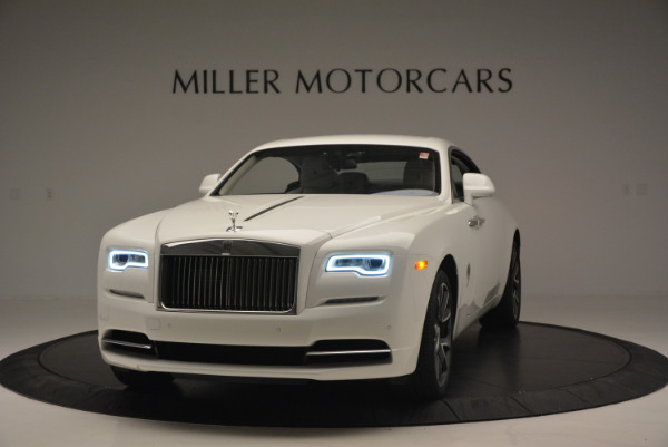 New 2017 Rolls-Royce Wraith for sale Sold at Pagani of Greenwich in Greenwich CT 06830 1