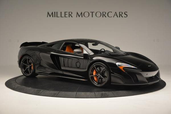 Used 2016 McLaren 675LT for sale Sold at Pagani of Greenwich in Greenwich CT 06830 10