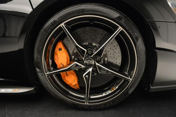 Used 2016 McLaren 675LT for sale Sold at Pagani of Greenwich in Greenwich CT 06830 22