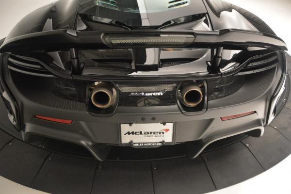 Used 2016 McLaren 675LT for sale Sold at Pagani of Greenwich in Greenwich CT 06830 28