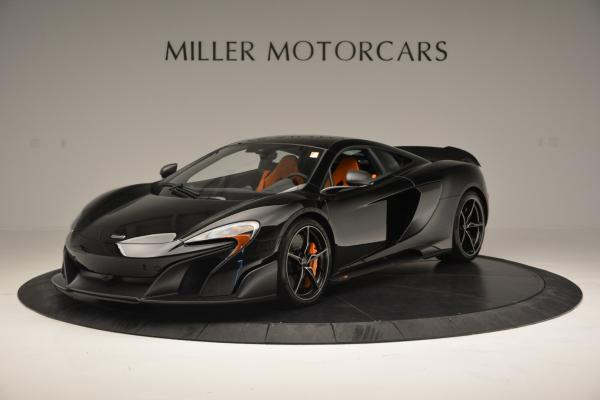 Used 2016 McLaren 675LT for sale Sold at Pagani of Greenwich in Greenwich CT 06830 1