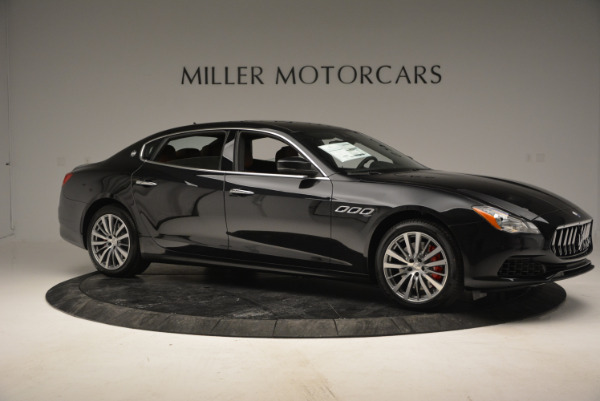 New 2017 Maserati Quattroporte S Q4 for sale Sold at Pagani of Greenwich in Greenwich CT 06830 10