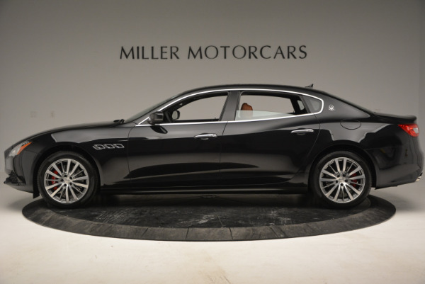 New 2017 Maserati Quattroporte S Q4 for sale Sold at Pagani of Greenwich in Greenwich CT 06830 3