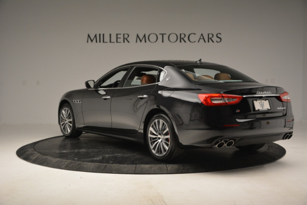 New 2017 Maserati Quattroporte S Q4 for sale Sold at Pagani of Greenwich in Greenwich CT 06830 5