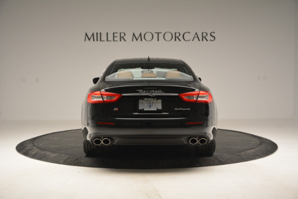 New 2017 Maserati Quattroporte S Q4 for sale Sold at Pagani of Greenwich in Greenwich CT 06830 6
