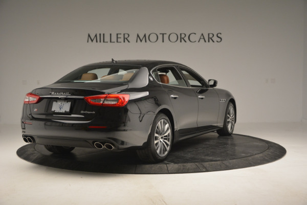 New 2017 Maserati Quattroporte S Q4 for sale Sold at Pagani of Greenwich in Greenwich CT 06830 7