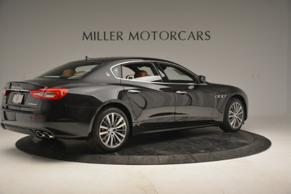 New 2017 Maserati Quattroporte S Q4 for sale Sold at Pagani of Greenwich in Greenwich CT 06830 8