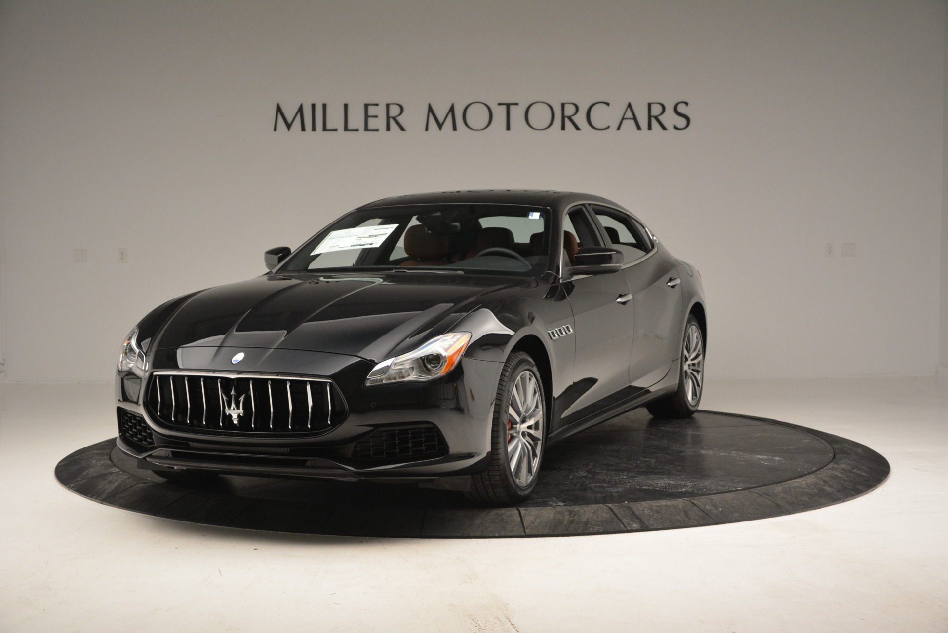 New 2017 Maserati Quattroporte S Q4 for sale Sold at Pagani of Greenwich in Greenwich CT 06830 1