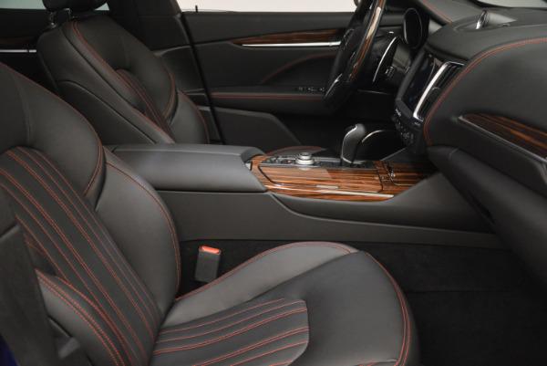 New 2017 Maserati Levante for sale Sold at Pagani of Greenwich in Greenwich CT 06830 22