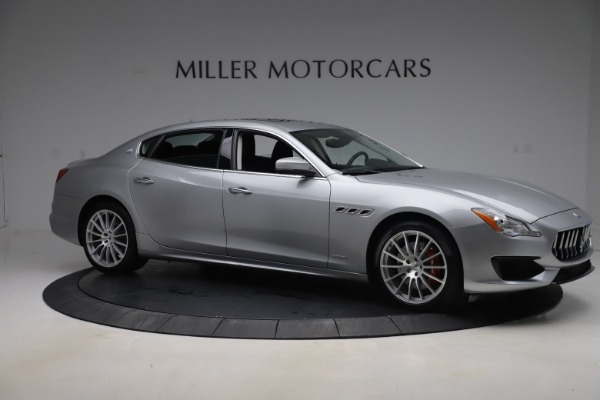 Used 2017 Maserati Quattroporte S Q4 GranSport for sale Sold at Pagani of Greenwich in Greenwich CT 06830 10