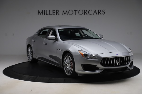 Used 2017 Maserati Quattroporte S Q4 GranSport for sale $57,900 at Pagani of Greenwich in Greenwich CT 06830 11
