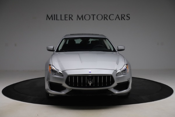 Used 2017 Maserati Quattroporte S Q4 GranSport for sale Sold at Pagani of Greenwich in Greenwich CT 06830 12