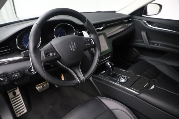Used 2017 Maserati Quattroporte S Q4 GranSport for sale Sold at Pagani of Greenwich in Greenwich CT 06830 13